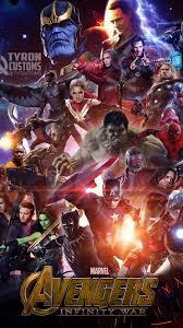 wallpaper avengers infinity war iphone