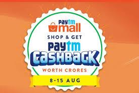 paytm mall freedom cashback big