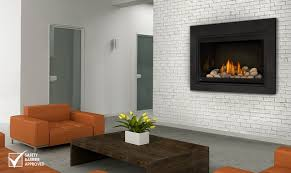 direct vent clean face gas fireplace