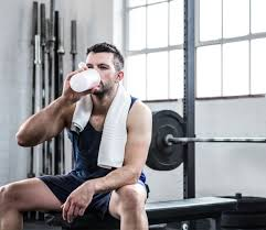 day to drink your protein shake