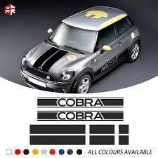 Car Hood Bonnet Roof Rear Trunk Engine Cover Side Stripe Sticker Body Decal For Mini Cooper S R56 3 Door Jcw One Accessories Buy At The Price Of 20 78 In Aliexpress Com