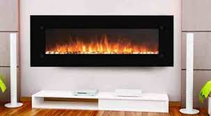 install a wall mount electric fireplace