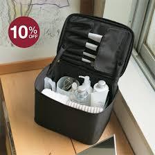 muji nylon make up box 10 off