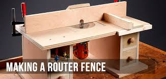 Diy Router Table Fence Ultimate Guide Top Router Tables
