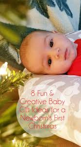 8 fun and creative baby gift ideas for