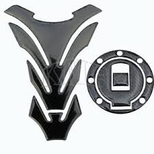 Carbon Fuel Tank Gas Cap Sticker Decals Fit Fot Yamaha Yzf R1 98 99 R6 600r New Ebay
