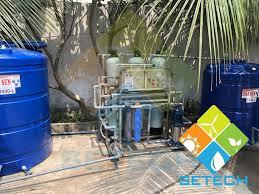 Chi phí đầu tư máy lọc nước mặn RO - Bài toán kinh tế