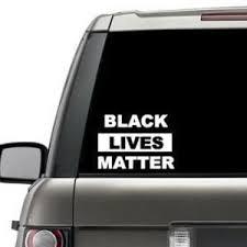 Black Lives Matter Sticker Etsy