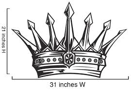 Drawing Tattoo King Crown Clip Art Library