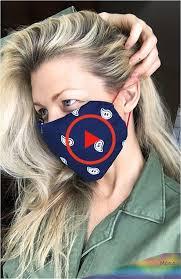 May 1, 2020 - How-To Make a No-Sew DIY Face Mask Using Bandana Hair  Elastics   …love Maegan #nosew in 2020