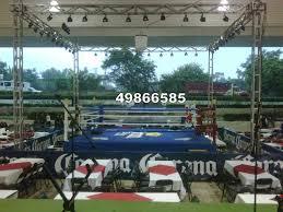ring de boxeo – Lienzo Charro de Constituyentes