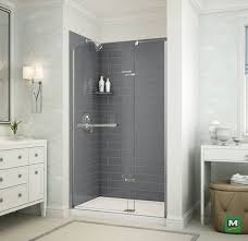 bathroom space with ease utile by maax