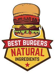 Delicious American Fast Fair Food Best Burgers Logo Vinyl Decal Stic Shinobi Stickers
