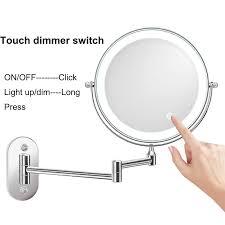makeup mirror 10x magnification