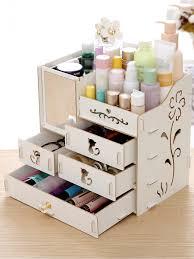 1pc diy cosmetic storage organizer