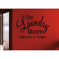 Shop Beautiful Inscription Laundry Room Wall Art Sticker Decal Overstock 11617459