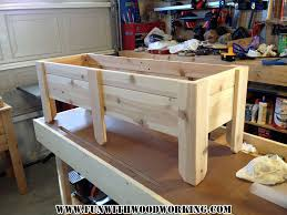 How To Make A Planter Box Out Of Cedar Fence Pickets Cedar Fence Pickets Cedar Fence Planter Boxes