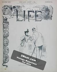 life magazine 1883 1936 2neat