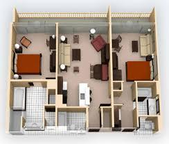 breakdown of disney vacation club rooms
