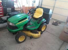 john deere 155c riding lawn mower