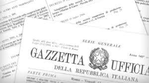 Decreto scuola pubblicato in Gazzetta Ufficiale. Il testo in PDF ...