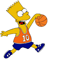 Image result for simpsons sports