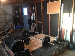 olympic weightlifting platform