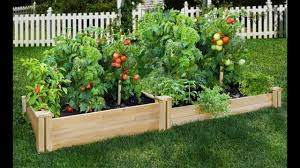 How To Assemble And Design Greenes Raised Garden Bed Youtube