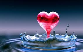cute love heart wallpapers top free