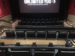 big seats in small theater yelp