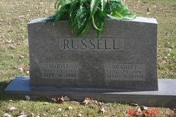 Myrtle Francis Frost Russell (1910-1992) - Find A Grave Memorial