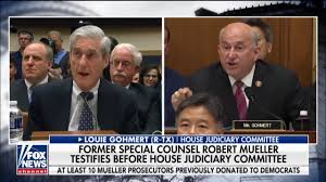 Rep. Louie Gohmert takes down Mueller ...