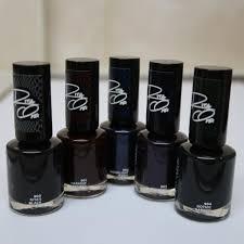 nail polish rimmel rita ora shades of
