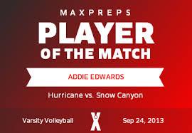 Addie Edwards' (Hurricane, UT) Awards   MaxPreps