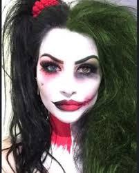 female joker joker makeup