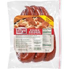 polska kielbasa smoked sausage rope