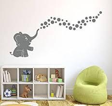 Buy A Cute Elephant Vinyl Wall Decal Sticker Spray Bubbles Diy Wall Decor For Baby Nursery Wall Decal Home Decor In Cheap Price On Alibaba Com
