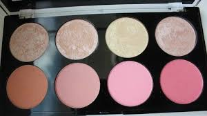 makeup revolution blush palette blush