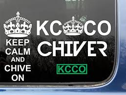 Kcco Ultimate Decal Set Of 4 Funny Die Buy Online In China At Desertcart