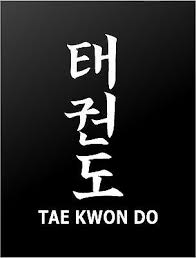 Tae Kwon Do Martial Arts Taekwondo Letters Car Window Laptop Vinyl Decal Sticker Ebay
