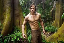 The Diet That Got Alexander Skarsgard Tarzan Ready - GQ