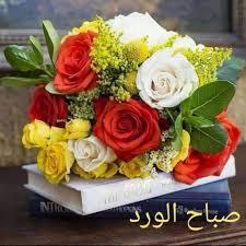 حارة شامية صباحكم ورد صباح الخير وردة فيسبوك