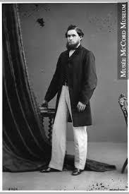 I-2767 | Duncan McIntyre, Montreal, QC, 1862 | Photograph | William Notman  (1826-1891) | McCord Museum