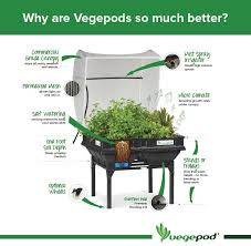 vegepod raised garden bed kits irrigear