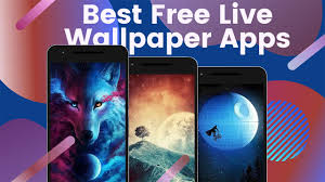 live wallpaper apps for android