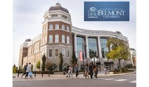 Belmont University Acceptance Rate ...