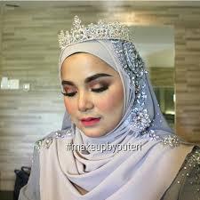makeup nikah sanding tunang event