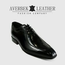 mens genuine leather oxfords hand made