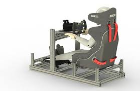 build your own custom racing simulator rig