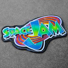 Space Jam Mini Wall Art
